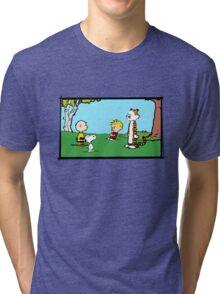 Unlikely Meeting Tri-blend T-Shirt