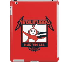 Melalitubby: Hug Em' All iPad Case/Skin
