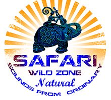 Safari Zone by dejava