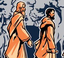 Gospel Road Sticker
