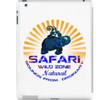 Safari Zone iPad Case/Skin
