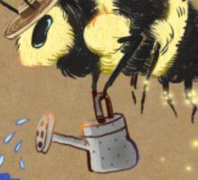 Garden Bee Sticker