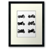 History of BMW Framed Print