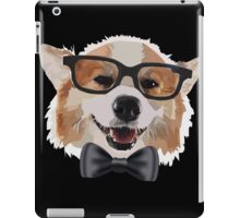 Smart Corgi iPad Case/Skin