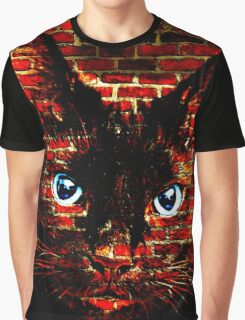 Ally Cat Graphic T-Shirt