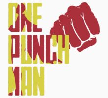 One Punch Man  Baby Tee