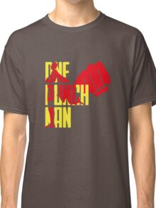 One Punch Man  Classic T-Shirt