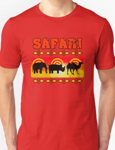 Safari Wild Life Hunt T-Shirt