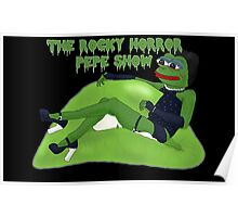 The Rocky Horror Pepe Show Poster