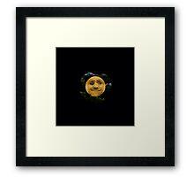 Voyage Sur Jupiter Framed Print