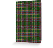 00962 Wilson's No. 179 Fashion Tartan  Greeting Card