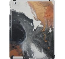 Mono Copper  iPad Case/Skin