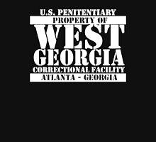Property Of West Georgia Correctional Facility Funny Unisex T-Shirt