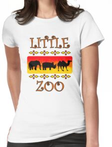 Little Zoo Womens Fitted T-Shirt