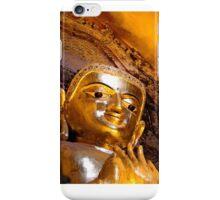 The light of Buddha iPhone Case/Skin