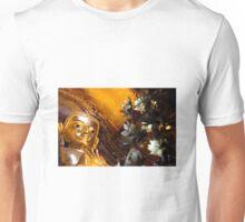 The light of Buddha Unisex T-Shirt