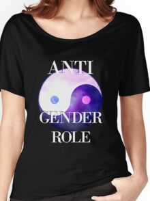 ANTI GENDER ROLE Women's Relaxed Fit T-Shirt