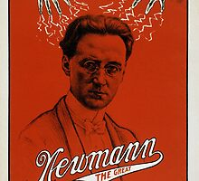 Newmann the Great - Vintage Magic by warishellstore