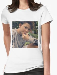 jacob sartorius Womens Fitted T-Shirt