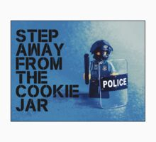 Step away from the cookie jar, by Tim Constable by Tim Constable
