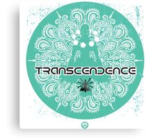 transcendence - Hero Canvas Print