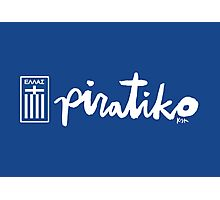 Greece Piratiko v2 Photographic Print