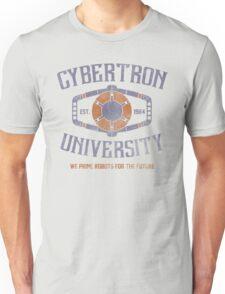 Cybertron University Unisex T-Shirt