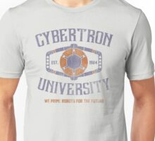 Cybertron University Unisex T-Shirt