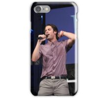 Joey Ritcher Strikes a Pose iPhone Case/Skin