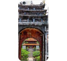 Hue dynasty iPhone Case/Skin