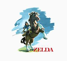 The Legend Of Zelda - Breath of the Wild - Link and Epona Unisex T-Shirt