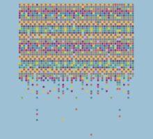 Pixel Drops Kids Tee