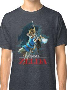 The Legend of Zelda: Breath of the Wild Artwork 3 Classic T-Shirt