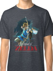 The Legend of Zelda: Breath of the Wild Artwork 3 Classic T-Shirt