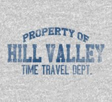 Hill Valley HS by Arinesart