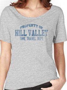 Hill Valley HS Women's Relaxed Fit T-Shirt