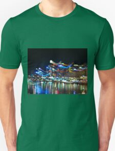 Darling Harbour in Motion Unisex T-Shirt