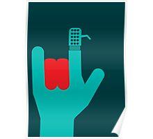 Rock DJ Poster