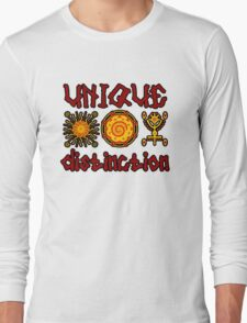 Unique Safari Long Sleeve T-Shirt