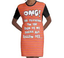 OMG -  for the Graphic Tee Dress Only Graphic T-Shirt Dress