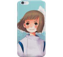 Haku iPhone Case/Skin