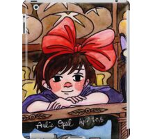 Cute Bakery Witch Kiki  iPad Case/Skin