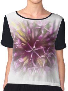 Bloom Art Chiffon Top