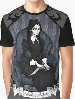 Wednesday Graphic T-Shirt