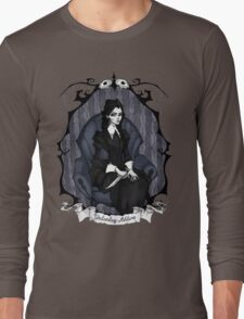 Wednesday Long Sleeve T-Shirt