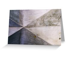 Road to no where by Gaye G Greeting Card