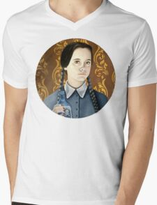 Wednesday A Mens V-Neck T-Shirt