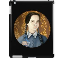 Wednesday A iPad Case/Skin