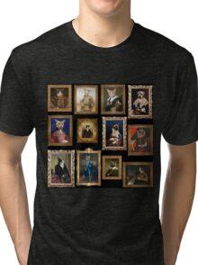 Pet Portrait Gallery Tri-blend T-Shirt