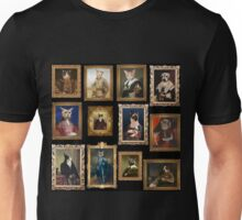 Pet Portrait Gallery Unisex T-Shirt